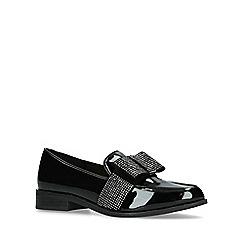 ALDO - Black 'Nerillan' patent loafers