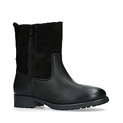 ALDO - Black 'Onerama' leather calf boots