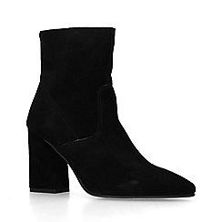 ALDO - Black 'Lollyra' mid heel ankle boots