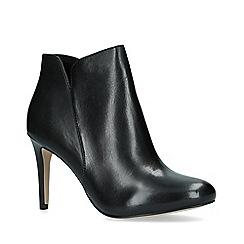 ALDO - Black 'Pandra' mid heel ankle boots
