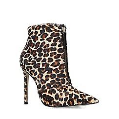 Carvela - Leopard 'Specious' print ankle boots