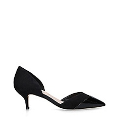 ALDO - Black 'Rolonna' Mid Heel Court Shoes