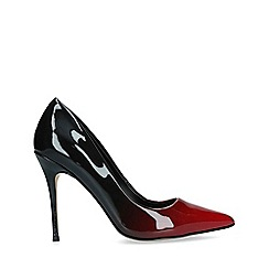 Carvela - Red 'King' high heel court shoes
