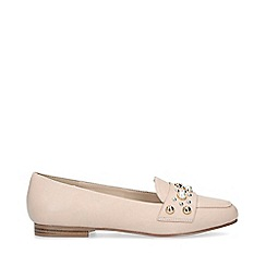 Carvela - Pink 'Marine' Embellished Loafers