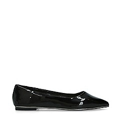 Carvela - Black 'Mickey' Ballerina Shoes