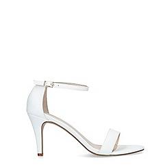 Carvela - White 'Keeley' High Heel Sandals