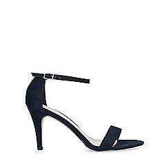 Carvela - Navy 'Keeley' High Heel Sandals