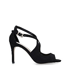 Carvela - Black 'Listen' High Heel Sandals