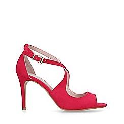 Carvela - Pink 'Listen' High Heel Sandals