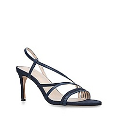 Nine West - Navy 'Idolize' Open Toe Sandals