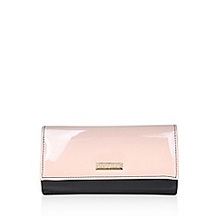 Carvela - Pink 'King Clutch' Patent Clutch Bag