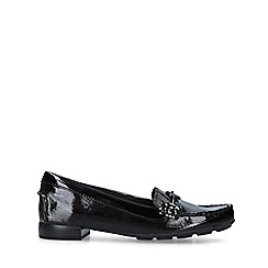 Anne Klein - Black 'Hulia' Patent Loafers