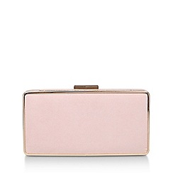 Carvela - Nude 'Artie' Clutch Bag