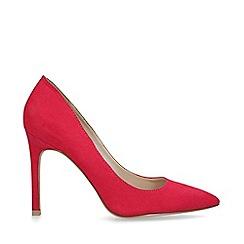 Carvela - Fushia 'Kastro' High Heel Court Shoes