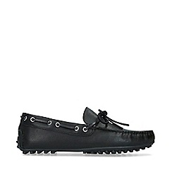 KG Kurt Geiger - Black 'Kaleb' Slip On Loafers