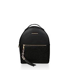 ALDO - Black 'Barmegona' Patterned Backpack