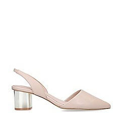 ALDO - Pink 'Ediadia' Mid Heel Court Shoes
