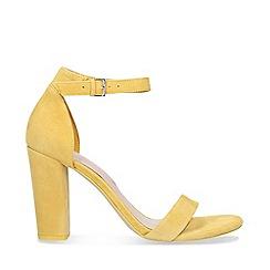 ALDO - Yellow 'Jerayclya' High Heel Sandals