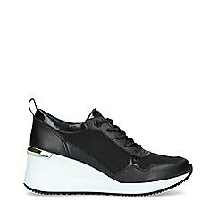 ALDO - Black 'Seveisa' Lace Up Trainers