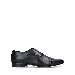 KG Kurt Geiger - Black 'Filey' Leather Formals