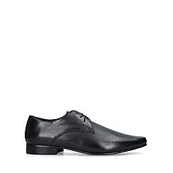 KG Kurt Geiger - Black 'Finley' Leather Formals
