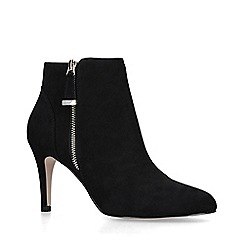 Miss KG - Black 'Jennie2' Heeled Ankle Boots