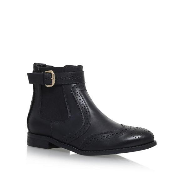 flat Black chelsea Carvela 'Slow' boots xOX4WqBY