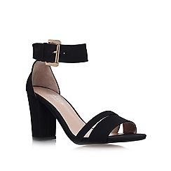 Carvela - Black 'Carly' high heel sandals