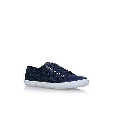 Carvela - Blue 'Jasper' flat lace up sneakers