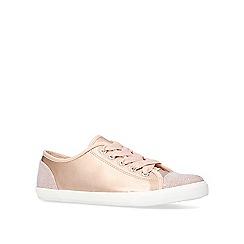 Carvela - Pink 'Jasper' low top trainers