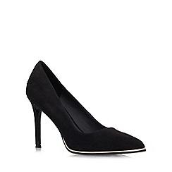 KG Kurt Geiger - Black 'Beauty' High heeled courts