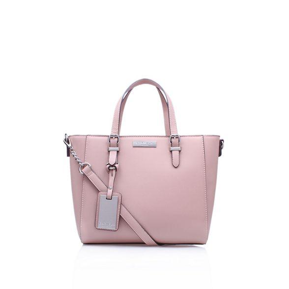 Carvela shoulder Tote' 'Danna straps Pink Winged with handbag HprH6Uqwv