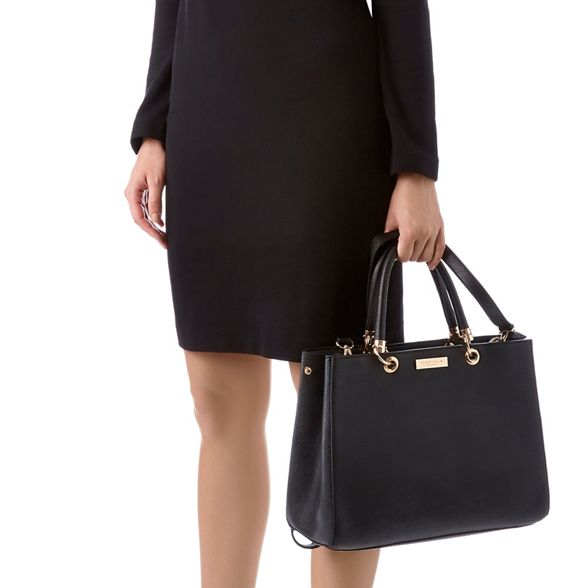 tote' bag 'darla Black Carvela structured qxtvpBI