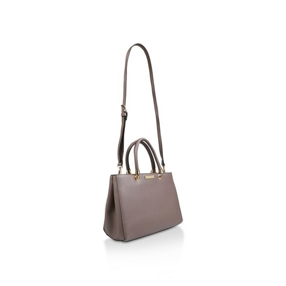 Taupe bag tote Carvela Structured 'Darla Tote' 6wdp1x