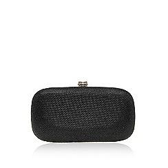 Carvela - Black 'Darling' clutch bag