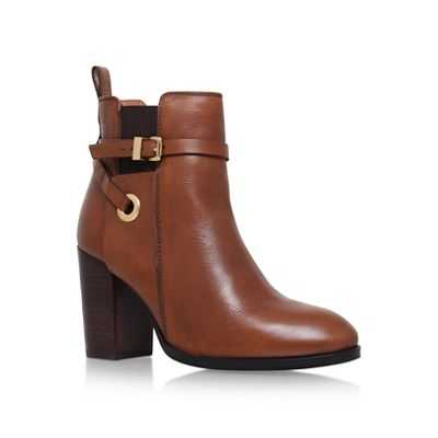 Carvela - Brown 'Stacey' high heel ankle boot