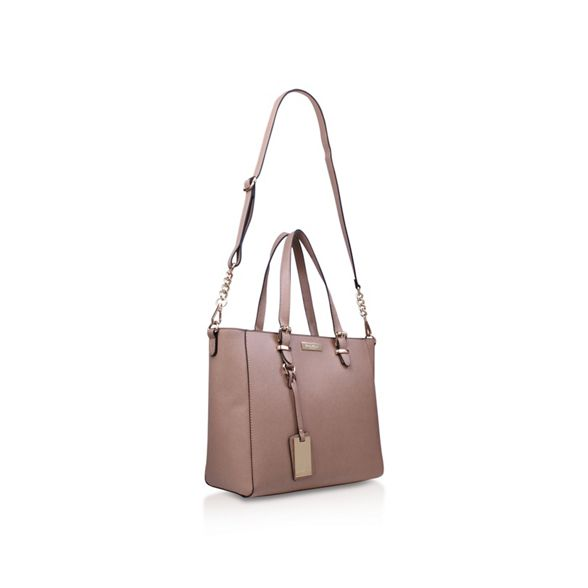 winged 'Dina' Nude handbag tote Carvela SUgnRn