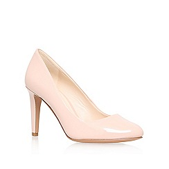 Nine West - Natural 'handjive3' high heel court shoe