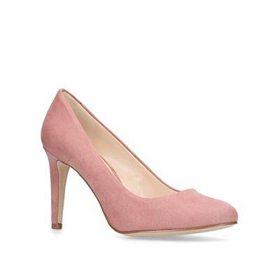 Nine West - Pink 'Handjive' court shoes