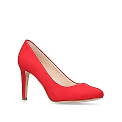 Nine West - Red 'Handjive' court shoes