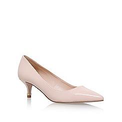 Miss KG - Natural 'Samatha' low heel court