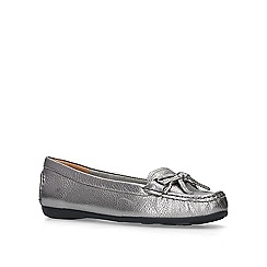 b14451fae Carvela Comfort - Metallic  cally  leather loafers