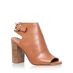 Carvela - Brown 'Assent' high heel shoe boot