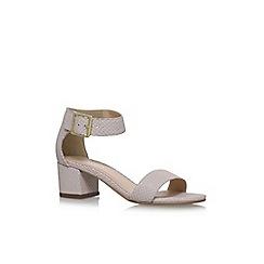 Carvela - Natural Shadow high heel sandals