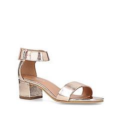 Carvela - 'Shadow' ankle strap sandals