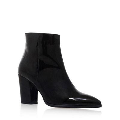 Carvela - Black 'Sarah' high heel ankle boot
