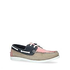 KG Kurt Geiger - Multi-Coloured 'Felton' Boat Shoes
