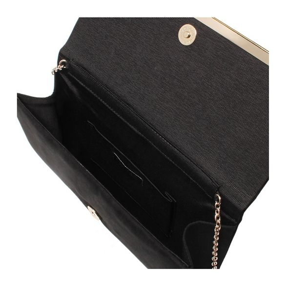 with chain Black shoulder 'Dylan' clutch Carvela back wqIZzAdx6