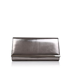 Carvela - Metallic 'Dylan' clutch bag