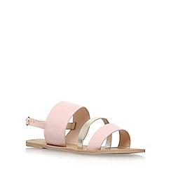 Carvela - Natural 'Binky' flat sandals